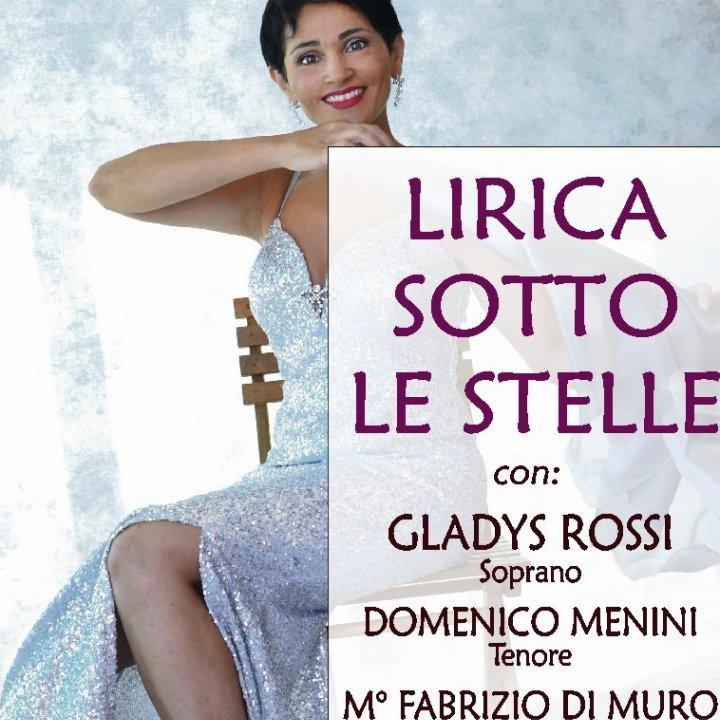 LIRICA SOTTO LE STELLE CON GLADYS ROSSI