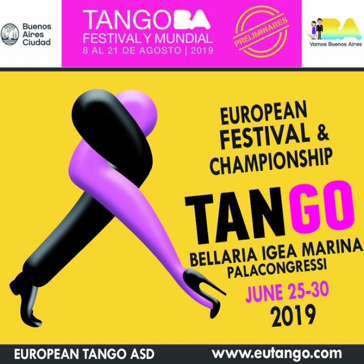 10^ EUROPEAN TANGO FESTIVAL & CHAMPIONSHIP