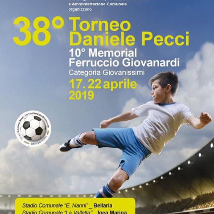 38° TORNEO DANIELE PECCI