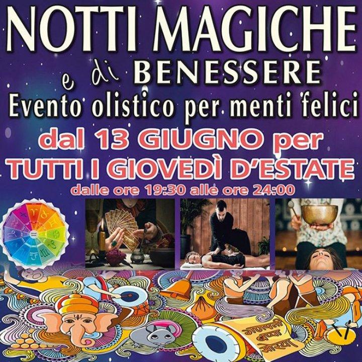 NOTTI MAGICHE E DI BENESSERE
