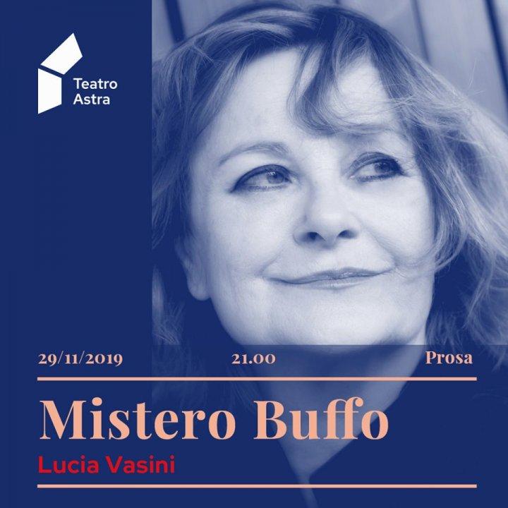 MISTERO BUFFO | LUCIA VASINI