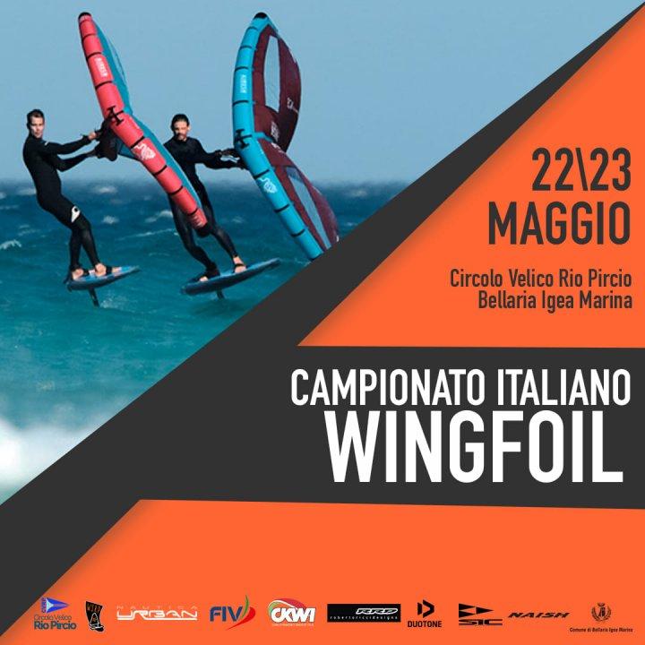 CAMPIONATO ITALIANO WINGFOIL