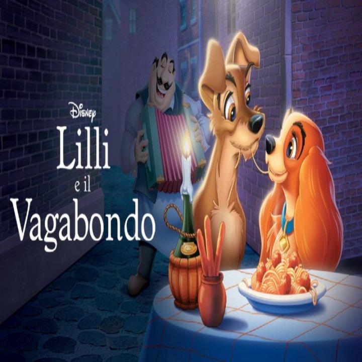 CINEFLOWER   LILLI E IL VAGABONDO