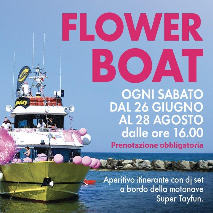 FLOWER BOAT | DJ RADIO BRUNO